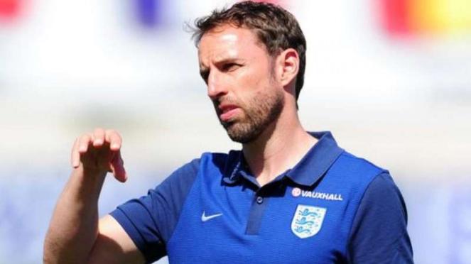 Manajer tim nasional Inggris, Gareth Southgate.