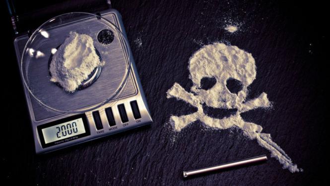 Ilustrasi narkoba.