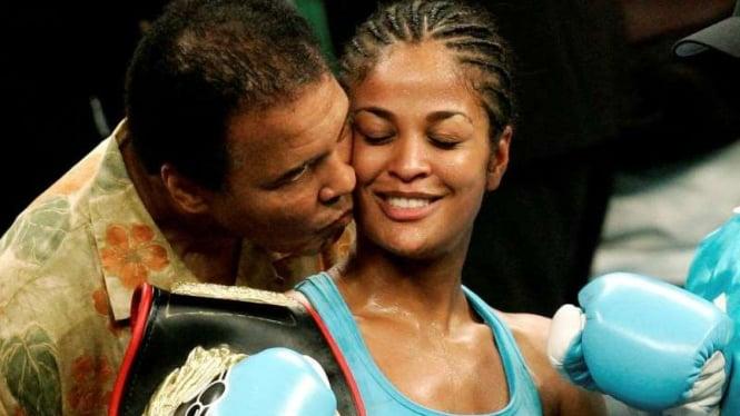 Firasat Sang Anak Sebelum Muhammad Ali Meninggal