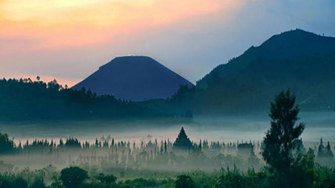 Wonosobo, Jawa Tengah.