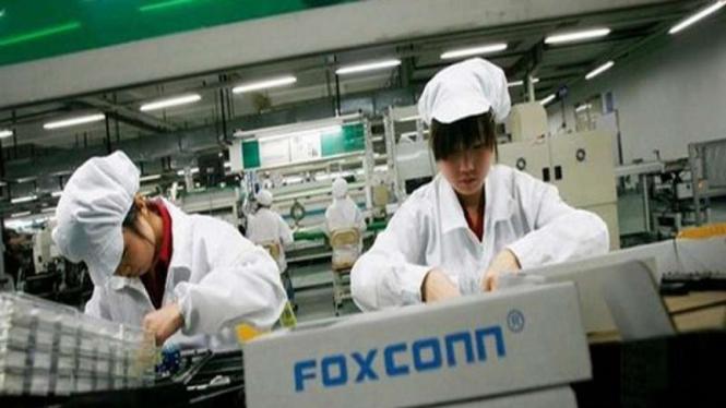 Pabrik Foxconn