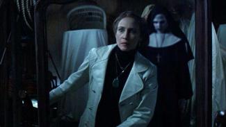 Adegan di The Conjuring 2