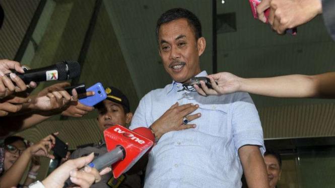 Ketua DPRD DKI Jakarta, Prasetyo Edi Marsudi.