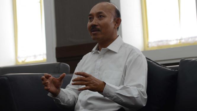 Kepala Dirjen Migas I Gusti Nyoman Wiratmaja Puja
