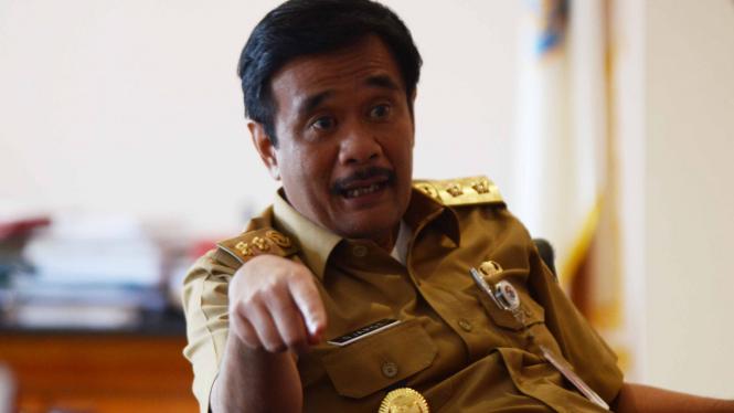 Plt Gubernur Jakarta Djarot Saiful Hidayat