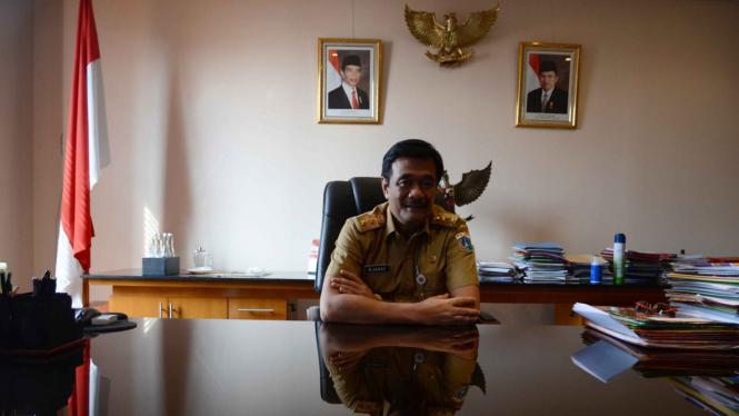 Wakil Gubernur Jakarta Djarot Saiful Hidayat