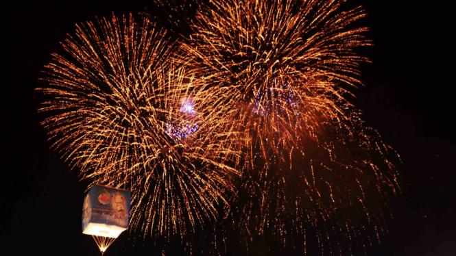 Peringati Ulang Tahun Jakarta