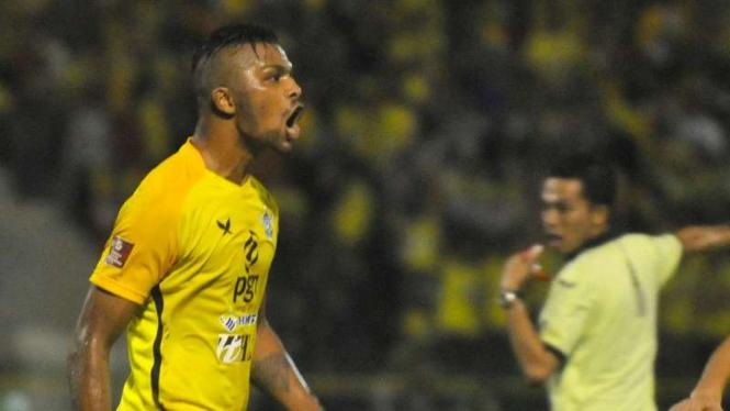 Pemain Persegres Gresik United, Patrick Daniel Da Silva