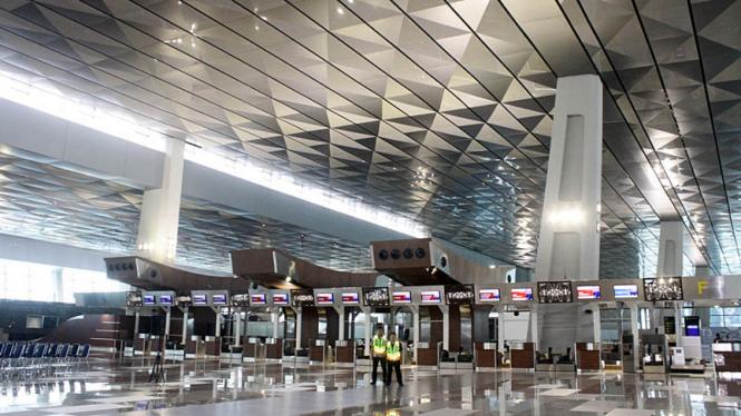 Terminal 3 Ultimate Bandara Soekarno-Hatta.