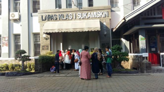Lapas Kelas 1 Sukamiskin, Bandung, Jawa Barat