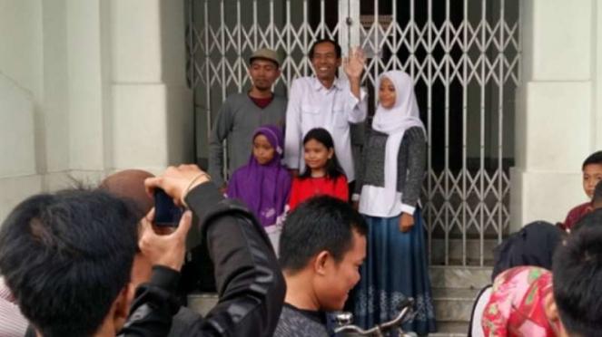 Khalid, si Jokowi KW