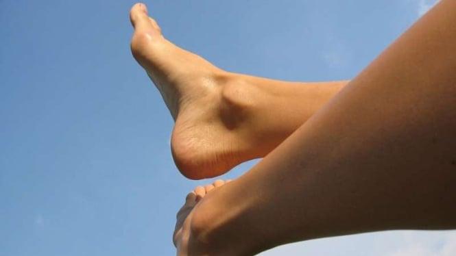 Ilustrasi kaki.