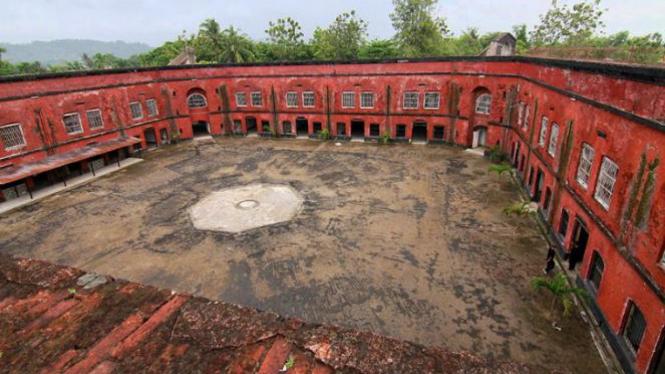 Benteng Vander Wijck di Kebumen.
