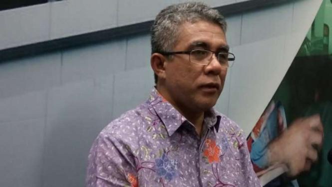Sekretaris Jenderal Kementerian Kesehatan (Kemenkes) RI, drg. Oscar Primadi.