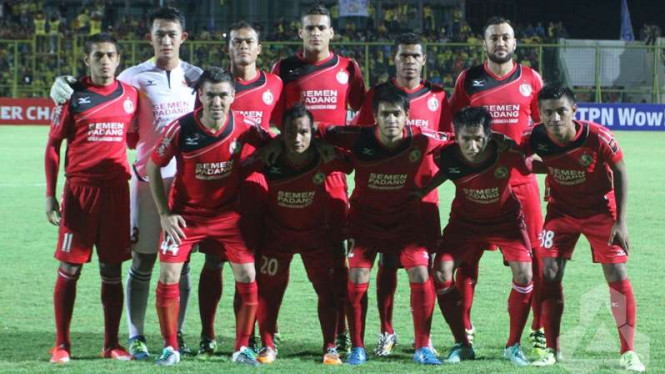 Skuat Semen Padang FC