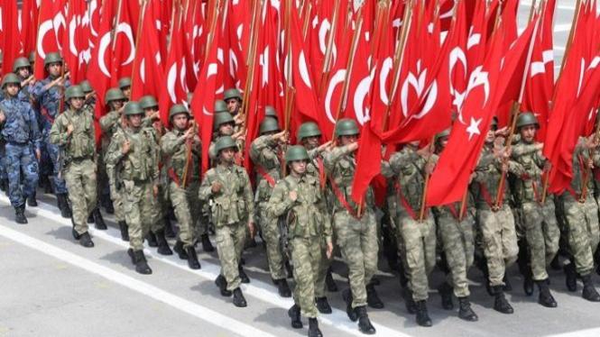 Tentara Turki.