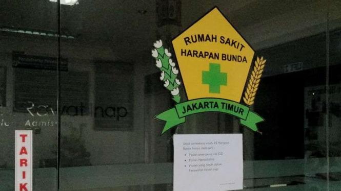 RS Harapan Bunda Jakarta Timur