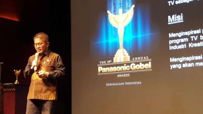 Panasonic Gobel Awards 2016