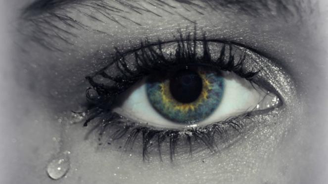 Ilustrasi air mata