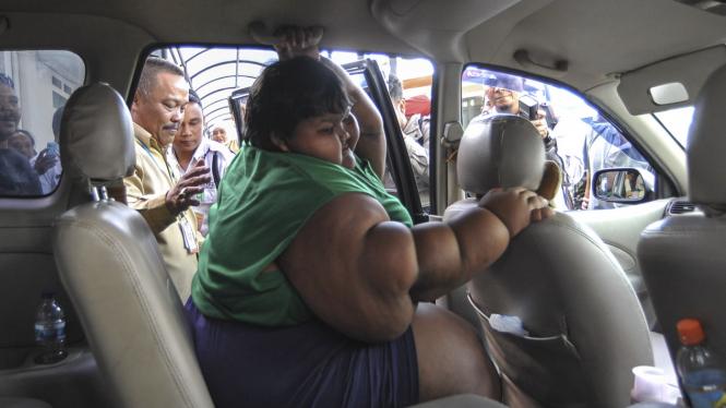 Arya bocah obesitas