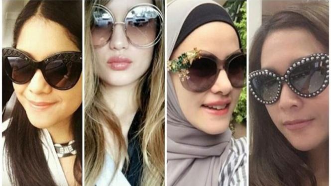 Intip Kacamata Super Mahal Para Artis Ibukota – VIVA 3df8708ba5