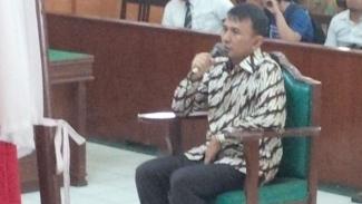 Mantan Gubernur Sumatera Utara Gatot Pujo Nugroho