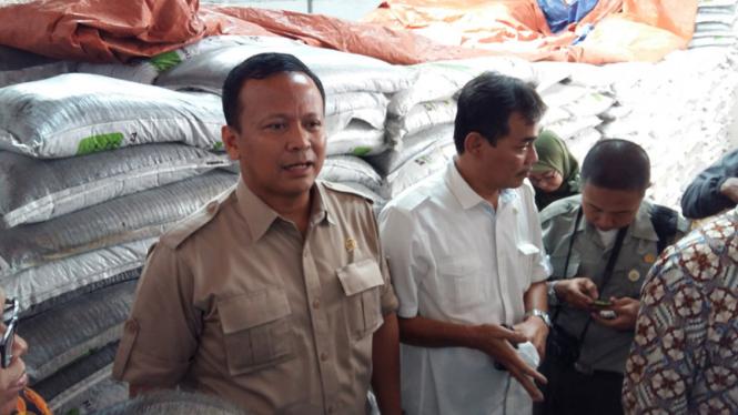 Ketua Komisi IV DPR Edhie Prabowo