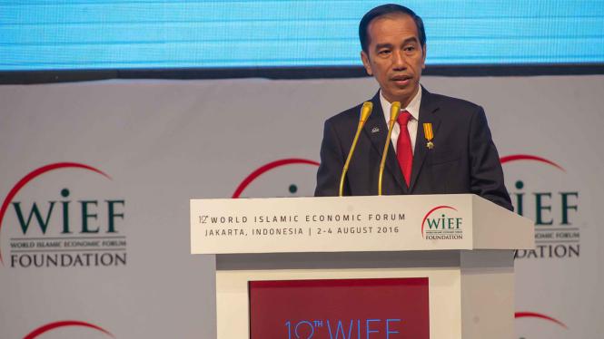 World Islamic Economic Forum (WIEF) Ke-12 Tahun 2016