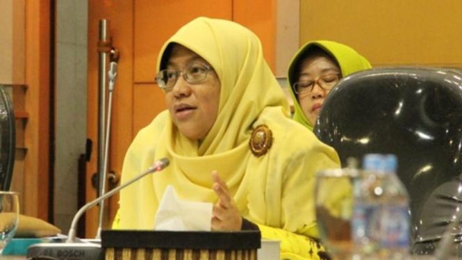 Politikus PKS Ledia Hanifa Amaliah