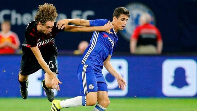 Laga International Champions Cup 2016, AC Milan vs Chelsea