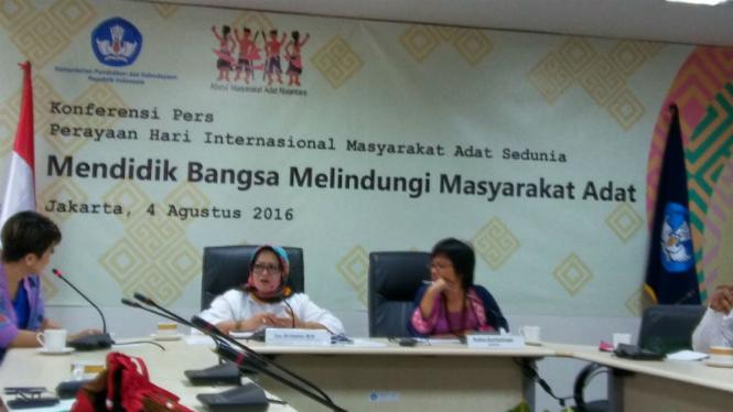 Pekan Masyarakat Adat Nusantara