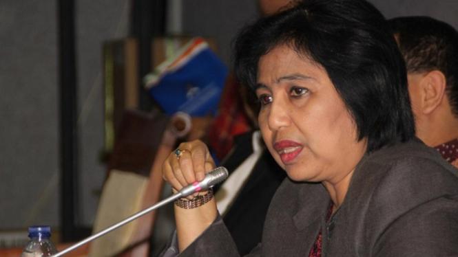 Ketua DPP Partai Nasdem Irma Suryani Chaniago