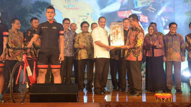 Tour de Singkarak 2016