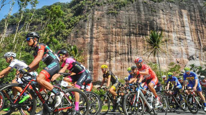 Ilustrasi Tour de Singkarak