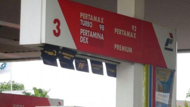 Pertamax Turbo telah dipasarkan di beberapa SPBU Jakarta