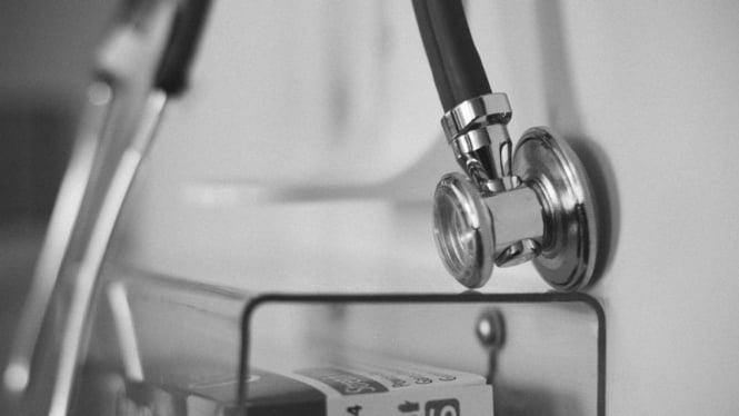 Stetoskop dokter.