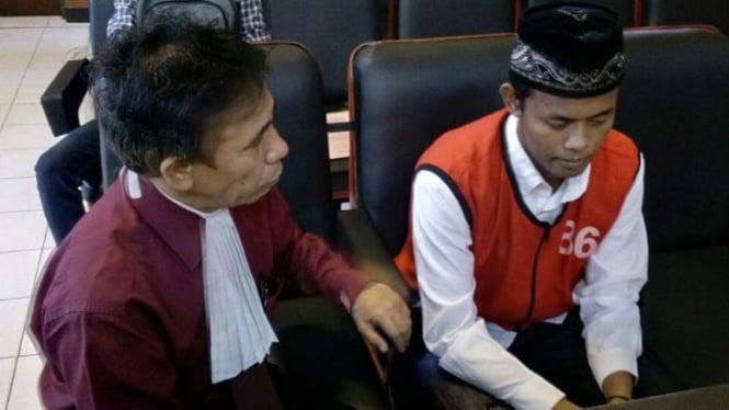 TKI Bawa TV Berisi Sabu-sabu Dituntut 18 Tahun Penjara