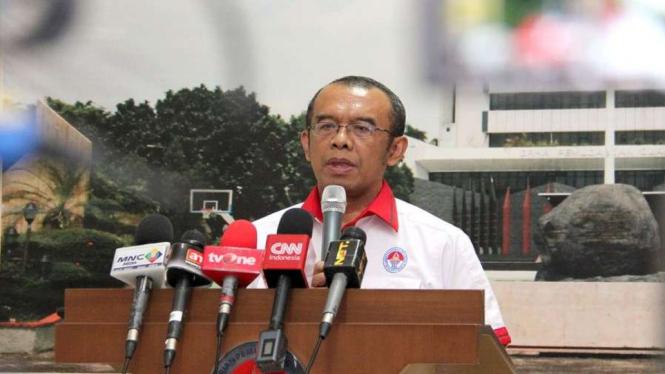 Sesmenpora: Pejabat Deputi Iv Kemenpora Dibawa Kpk