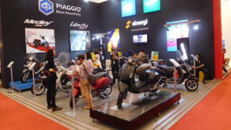Booth Piaggio-Vespa