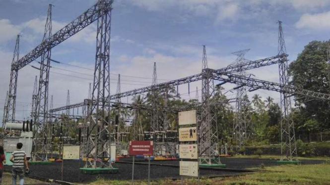 Ilustrasi instalasi listrik