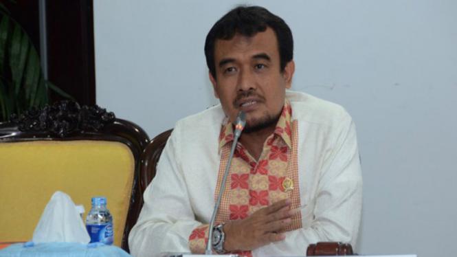 Anggota DPR RI Komisi VII Rofi Munawar
