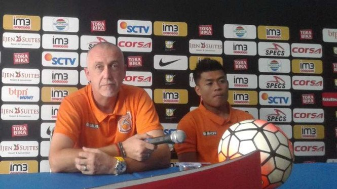 Pelatih Pusamania Borneo FC, Dragan Djukanovic