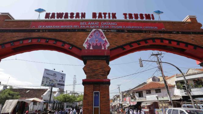Mengenal Batik Trusmi Cirebon Lebih Dekat – VIVA f719fe3697