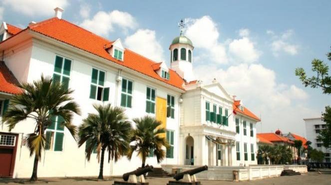 Museum Fatahillah, Jakarta.