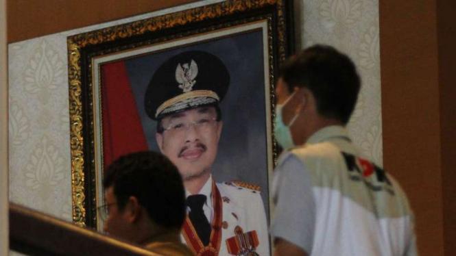 Gubernur Sulawesi Tenggara, Nur Alam.