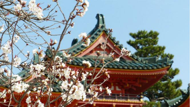 Ilustrasi Jepang.