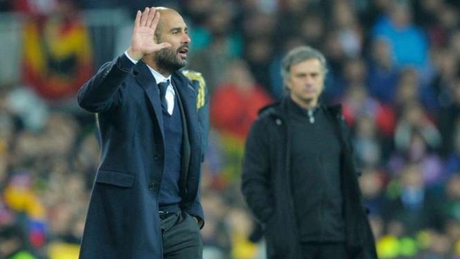 Guardiola Yakin Mourinho Tak Lama Jadi Pengangguran