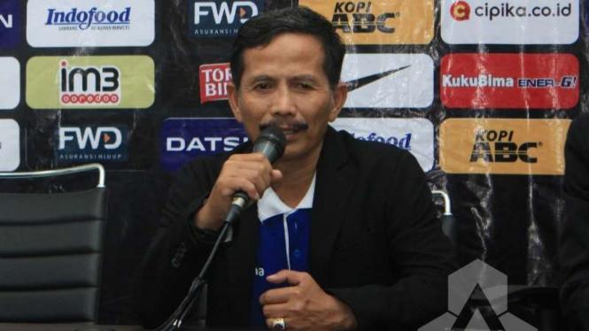 Pelatih Persib, Djadjang Nurdjaman