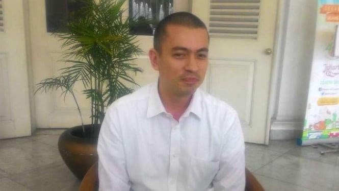 Politikus PSI Rian Ernest