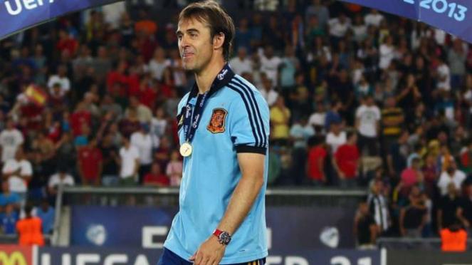 Pelatih Timnas Spanyol, Julen Lopetegui
